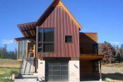 Фото 33 Планировка двухэтажного дома 8 на 8: варианты возведения и 85 лучших готовых проектов
