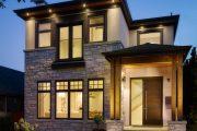 Фото 35 Планировка двухэтажного дома 8 на 8: варианты возведения и 85 лучших готовых проектов