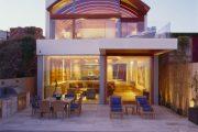 Фото 39 Планировка двухэтажного дома 8 на 8: варианты возведения и 85 лучших готовых проектов
