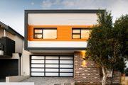 Фото 41 Планировка двухэтажного дома 8 на 8: варианты возведения и 85 лучших готовых проектов