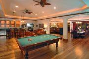 Фото 10 Парящий натяжной потолок: особенности конструкций и 95+ ультрасовременных реализаций для вашего дома (2019)