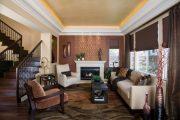 Фото 25 Парящий натяжной потолок: особенности конструкций и 95+ ультрасовременных реализаций для вашего дома (2019)