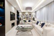 Фото 28 Парящий натяжной потолок: особенности конструкций и 95+ ультрасовременных реализаций для вашего дома (2019)