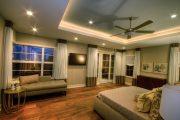 Фото 32 Парящий натяжной потолок: особенности конструкций и 95+ ультрасовременных реализаций для вашего дома (2019)