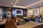 Фото 34 Парящий натяжной потолок: особенности конструкций и 95+ ультрасовременных реализаций для вашего дома (2019)