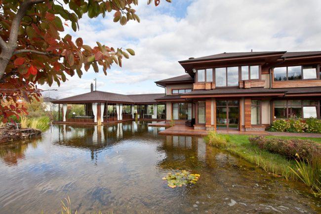 Некоторое дизайнерское ПО поможет не только в проектировании дома, но и в создании ландшафтного дизайна
