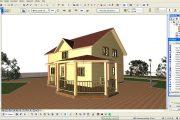 Фото 2 Бесплатные программы для проектирования домов: все тонкости выбора софта для создания архитектурных моделей