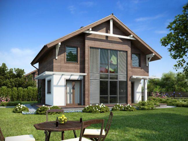 Проект дачного дома с помощью программы Xilinx Planahead