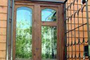 Фото 12 Решетки на окна для дачи: выбор оптимальной конструкции и 70 наиболее элегантных и безопасных вариантов