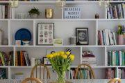 Фото 14 Скатерть на стол для кухни: эффектный аксессуар и 80 эстетически совершенных решений для дома