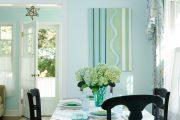 Фото 7 Скатерть на стол для кухни: эффектный аксессуар и 80 эстетически совершенных решений для дома