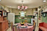 Фото 12 Скатерть на стол для кухни: эффектный аксессуар и 80 эстетически совершенных решений для дома