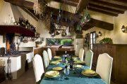 Фото 15 Скатерть на стол для кухни: эффектный аксессуар и 80 эстетически совершенных решений для дома