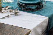 Фото 23 Скатерть на стол для кухни: эффектный аксессуар и 80 эстетически совершенных решений для дома