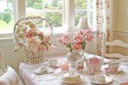 Фото 28 Скатерть на стол для кухни: эффектный аксессуар и 80 эстетически совершенных решений для дома