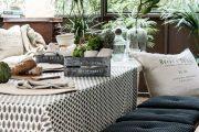 Фото 1 Скатерть на стол для кухни: эффектный аксессуар и 80 эстетически совершенных решений для дома