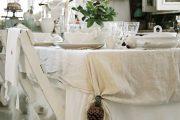 Фото 35 Скатерть на стол для кухни: эффектный аксессуар и 80 эстетически совершенных решений для дома