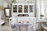 Фото 36 Скатерть на стол для кухни: эффектный аксессуар и 80 эстетически совершенных решений для дома