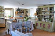 Фото 37 Скатерть на стол для кухни: эффектный аксессуар и 80 эстетически совершенных решений для дома