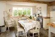 Фото 38 Скатерть на стол для кухни: эффектный аксессуар и 80 эстетически совершенных решений для дома