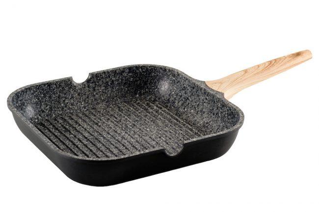 Сковорода-гриль GIPFEL - OLIVER 30х6,5 см
