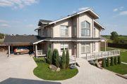 Фото 5 Современное строительство домов под ключ: проекты, цены и 85 надежных реализаций