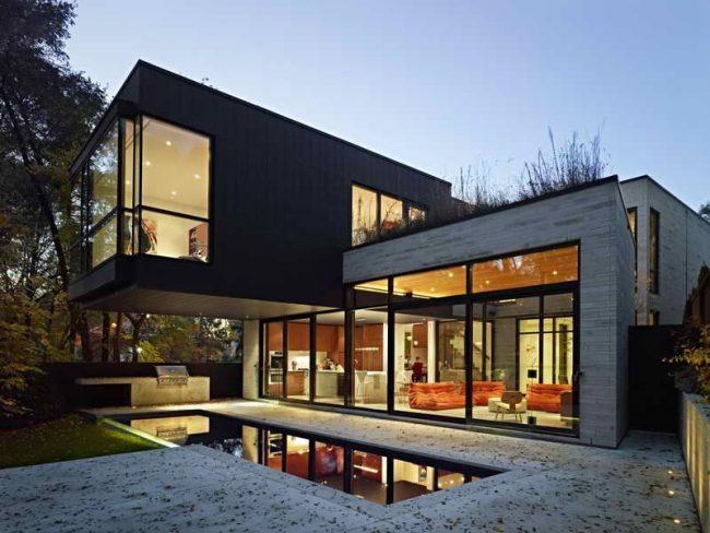 Индивидуальный подход при проектировании дома позволит вам создать дом вашей мечты