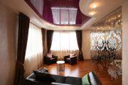 Фото 5 Тканевые натяжные потолки: особенности монтажа и 75 стильных решений для дома