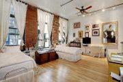 Фото 6 Тканевые натяжные потолки: особенности монтажа и 75 стильных решений для дома