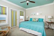 Фото 8 Тканевые натяжные потолки: особенности монтажа и 75 стильных решений для дома