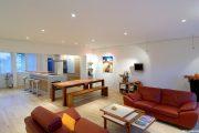 Фото 10 Тканевые натяжные потолки: особенности монтажа и 75 стильных решений для дома