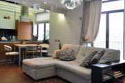 Фото 14 Тканевые натяжные потолки: особенности монтажа и 75 стильных решений для дома
