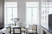 Фото 18 Тканевые натяжные потолки: особенности монтажа и 75 стильных решений для дома