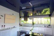 Фото 20 Тканевые натяжные потолки: особенности монтажа и 75 стильных решений для дома