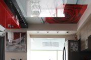Фото 25 Тканевые натяжные потолки: особенности монтажа и 75 стильных решений для дома