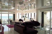 Фото 32 Тканевые натяжные потолки: особенности монтажа и 75 стильных решений для дома