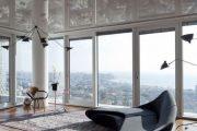 Фото 35 Тканевые натяжные потолки: особенности монтажа и 75 стильных решений для дома