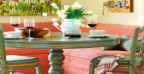 Угловой диван на кухню со спальным местом: как сделать кухонное пространство максимально комфортным и 75+ фотоидей фото