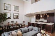 Фото 7 Угловой диван на кухню со спальным местом: как сделать кухонное пространство максимально комфортным и 75+ фотоидей
