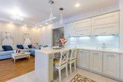 Фото 11 Угловой диван на кухню со спальным местом: как сделать кухонное пространство максимально комфортным и 75+ фотоидей