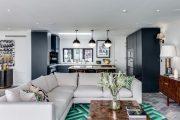 Фото 15 Угловой диван на кухню со спальным местом: как сделать кухонное пространство максимально комфортным и 75+ фотоидей