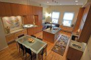 Фото 19 Угловой диван на кухню со спальным местом: как сделать кухонное пространство максимально комфортным и 75+ фотоидей