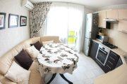 Фото 35 Угловой диван на кухню со спальным местом: как сделать кухонное пространство максимально комфортным и 75+ фотоидей