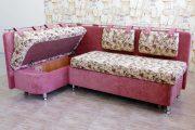 Фото 33 Угловой диван на кухню со спальным местом: как сделать кухонное пространство максимально комфортным и 75+ фотоидей