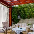 Пристроенная к дому веранда из поликарбоната: особенности возведение и 70+ стильных и надежных конструкций фото