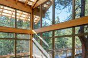 Фото 9 Пристроенная к дому веранда из поликарбоната: особенности возведение и 70+ стильных и надежных конструкций
