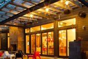 Фото 12 Пристроенная к дому веранда из поликарбоната: особенности возведение и 70+ стильных и надежных конструкций