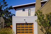 Фото 5 Автоматические ворота с дистанционным открытием: советы по выбору и все хитрости благоустройства территории частного коттеджа и гаража