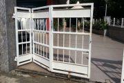 Фото 19 Автоматические ворота с дистанционным открытием: советы по выбору и все хитрости благоустройства территории частного коттеджа и гаража