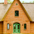 Баварская кладка: поэтапное выполнение своими руками и 75+ элегантных фасадов домов фото